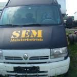 Dezmembrari Renault Master